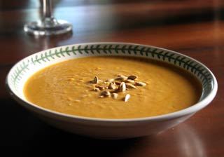 Spicy-pumpkin-soup