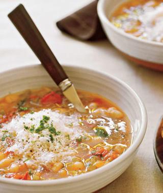 Italian-bean-soup