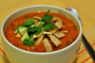 Pumpkin-tortilla-soup