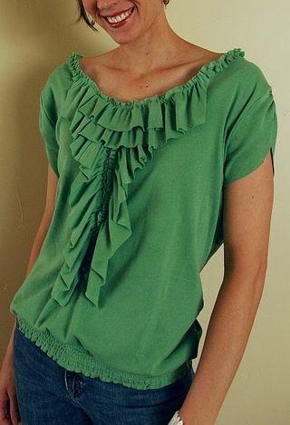 Greenshirt