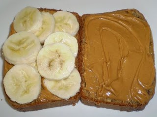 Peanut-butter-and-banana-sandwich