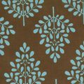Momo-moda-its-a-hoot-trees-brown-fabric