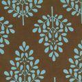 Momo-moda-its-a-hoot-trees-brown-fabric