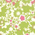 Momo-moda-its-a-hoot-bandana-pistachio-fabric