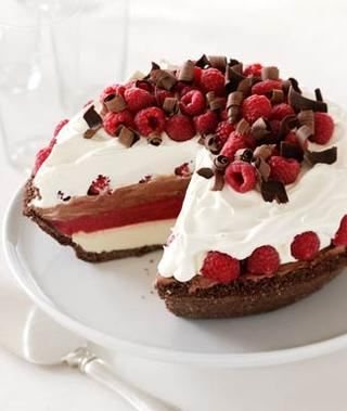 Chocolate-Raspberry-Ice-Cream-Pie-Recipe